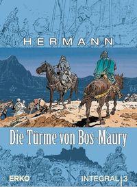 Die Türme von Bos-Maury – Integral 3 - Klickt hier für die große Abbildung zur Rezension