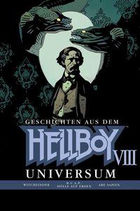 Geschichten aus dem Hellboy Universum 8 - Klickt hier für die große Abbildung zur Rezension