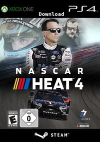 NASCAR Heat 4 - Klickt hier für die große Abbildung zur Rezension