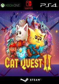 Cat Quest II - Klickt hier für die große Abbildung zur Rezension