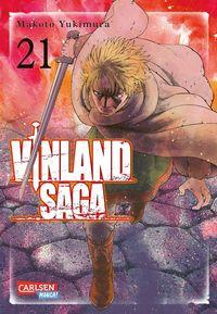Vinland Saga 21 - Klickt hier für die große Abbildung zur Rezension