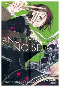 Anonymous Noise 12 - Klickt hier für die große Abbildung zur Rezension