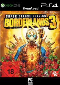Borderlands 3 - Klickt hier für die große Abbildung zur Rezension