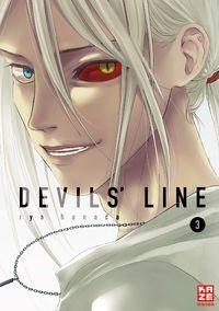Devils Line 3 - Klickt hier für die große Abbildung zur Rezension