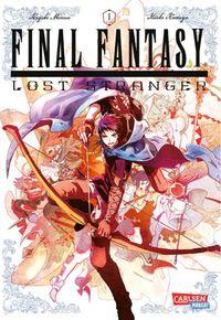 Final Fantasy 1: Lost Strangers - Klickt hier für die große Abbildung zur Rezension