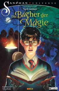 Die Bücher der Magie 1  - Klickt hier für die große Abbildung zur Rezension