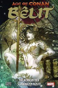 Age of Conan 1: Belit – Die Königin der Schwarzen Küste - Klickt hier für die große Abbildung zur Rezension