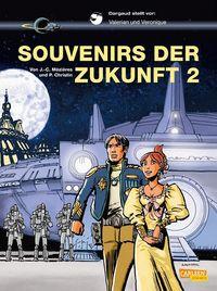 Valerian und Veronique 23: Souvenirs der Zukunft  - Klickt hier für die große Abbildung zur Rezension
