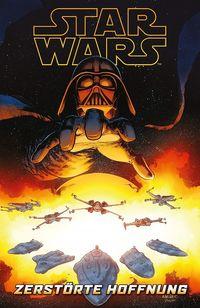 Der Star Wars Sonderband: Zerstörte Hoffnungen - Klickt hier für die große Abbildung zur Rezension
