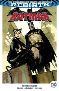 Batman 5: Superfreunde - Klickt hier für die große Abbildung zur Rezension