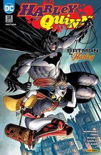 Harley Quinn 10: Batman & Harley  - Klickt hier für die große Abbildung zur Rezension