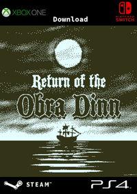 Return of the Obra Dinn - Klickt hier für die große Abbildung zur Rezension