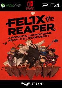 Felix the Reaper - Klickt hier für die große Abbildung zur Rezension