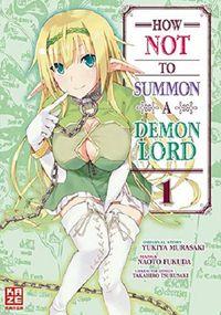 How not to summon a Demon Lord 1 - Klickt hier für die große Abbildung zur Rezension