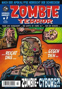 Weißblech Sonderheft 7 – Zombie Terror - Klickt hier für die große Abbildung zur Rezension