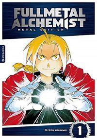 Fullmetal Alchemist – Metal Edition 1 - Klickt hier für die große Abbildung zur Rezension