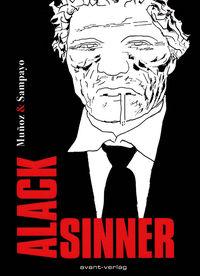 Alack Sinner – Gesamtausgabe - Klickt hier für die große Abbildung zur Rezension
