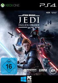 Star Wars Jedi: Fallen Order - Klickt hier für die große Abbildung zur Rezension