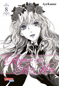 Requiem of the Rose King 8 - Klickt hier für die große Abbildung zur Rezension