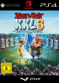 Asterix & Obelix XXL3: Der Kristall-Hinkelstein - Klickt hier für die große Abbildung zur Rezension