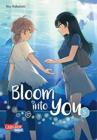 Bloom into You 5 - Klickt hier für die große Abbildung zur Rezension