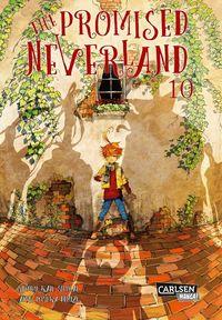 The Promised Neverland 10 - Klickt hier für die große Abbildung zur Rezension