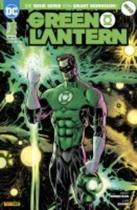 Green Lantern 1: Pfad in die Finsternis - Klickt hier für die große Abbildung zur Rezension