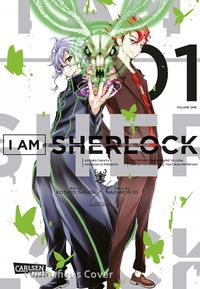 Splashcomics: I am Sherlock 1