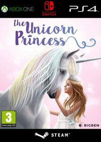 The Unicorn Princess - Klickt hier für die große Abbildung zur Rezension
