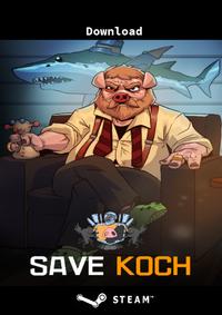Splashgames: Save Koch
