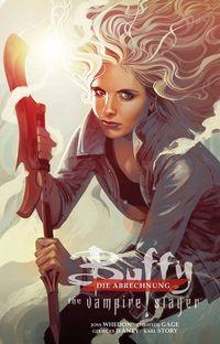 Buffy the Vampire Slayer Staffel 12: Die Abrechnung  - Klickt hier für die große Abbildung zur Rezension