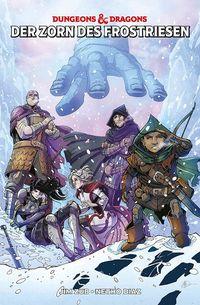 Dungeon & Dragons 3: Der Zorn des Frostriesen  - Klickt hier für die große Abbildung zur Rezension