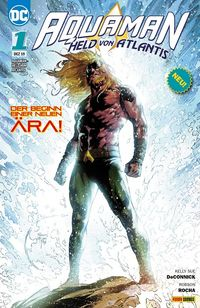 Splashcomics: Aquaman – Held von Atlantis 1