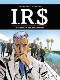 I. R. $ 19: Die Herren der Finanzwelt - Klickt hier für die große Abbildung zur Rezension