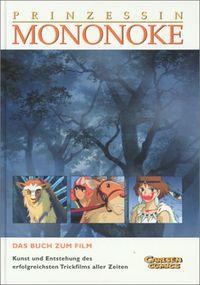 Prinzessin Mononoke - Artbook - Klickt hier für die große Abbildung zur Rezension