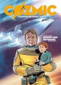 Cozmic: Die phantastische Comic-Anthologie 1 - Klickt hier für die große Abbildung zur Rezension