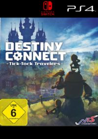 Destiny Connect Tick-Tock Travelers