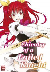 Chivalry of a failed Knight 7 - Klickt hier für die große Abbildung zur Rezension
