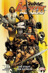 Splashcomics: Savage Avengers 1: Die Stadt der Sicheln