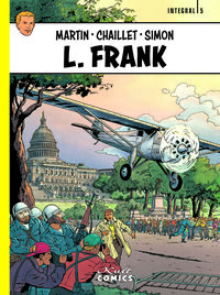 Splashcomics: L. Frank – Integral 5