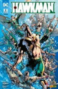 Hawkman 2: Das Ende naht - Klickt hier für die große Abbildung zur Rezension
