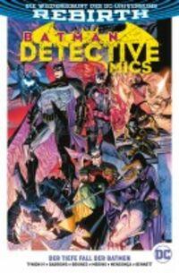 Batman Detective Comics 6: Der tiefe Fall der Batmen - Klickt hier für die große Abbildung zur Rezension