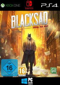 Blacksad: Under the Skin - Klickt hier für die große Abbildung zur Rezension