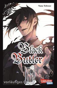 Black Butler 28 - Klickt hier für die große Abbildung zur Rezension