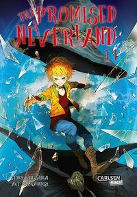 The Promised Neverland 11 - Klickt hier für die große Abbildung zur Rezension