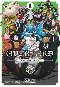 Overlord Official Comic a la Carte Anthology 1 - Klickt hier für die große Abbildung zur Rezension