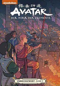 Avatar – Der Herr der Elemente 19: Ungleichgewicht 3 - Klickt hier für die große Abbildung zur Rezension