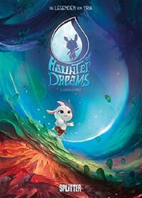 Die Legenden von Yria: Haunter of Dreams - Klickt hier für die große Abbildung zur Rezension