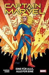 Captain Marvel 1: Eine für alle und alle für Eine - Klickt hier für die große Abbildung zur Rezension
