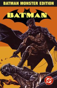 DC Monster Edition Batman 1 - Klickt hier für die große Abbildung zur Rezension